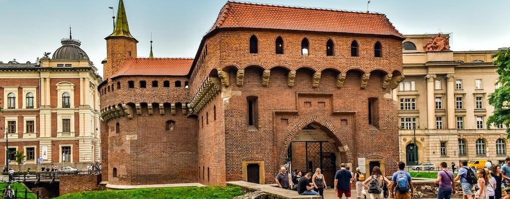 Краков Старый город выделяет индивидуальный тур с Вавельский Холм и кафедральный собор
