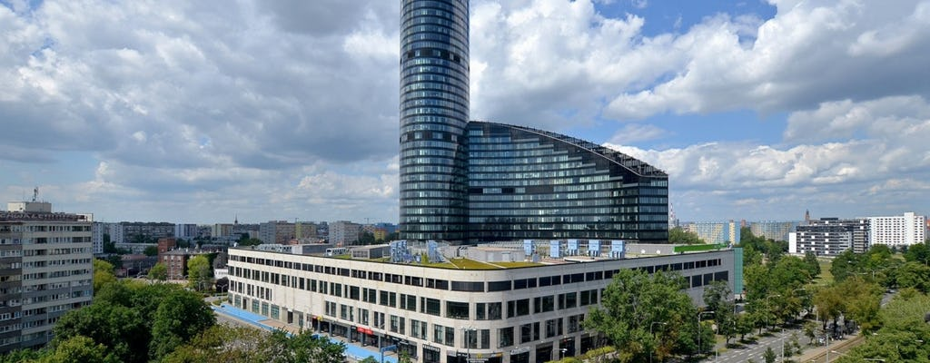 Wrocławskie Stare Miasto i prywatna wycieczka z przewodnikiem po Sky Tower