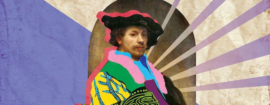 Tour audio autoguidato di Rembrandt ad Amsterdam