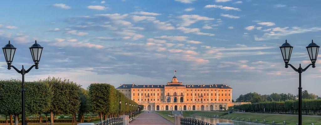 Visita al Palazzo Konstantinovsky a Strelna da San Pietroburgo