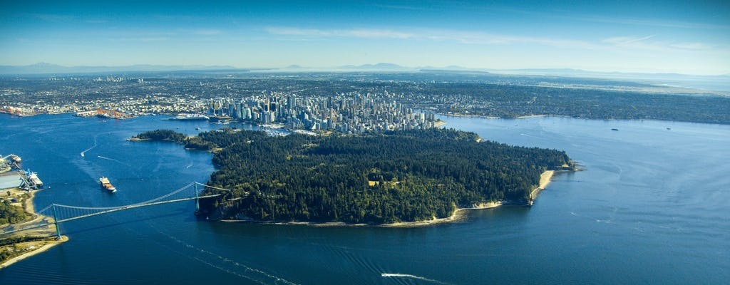 Tour de Vancouver North Shore y Grouse Mountain