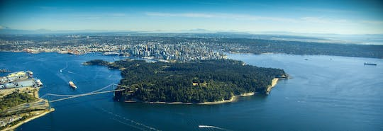 Vancouver North Shore and Grouse Mountain tour