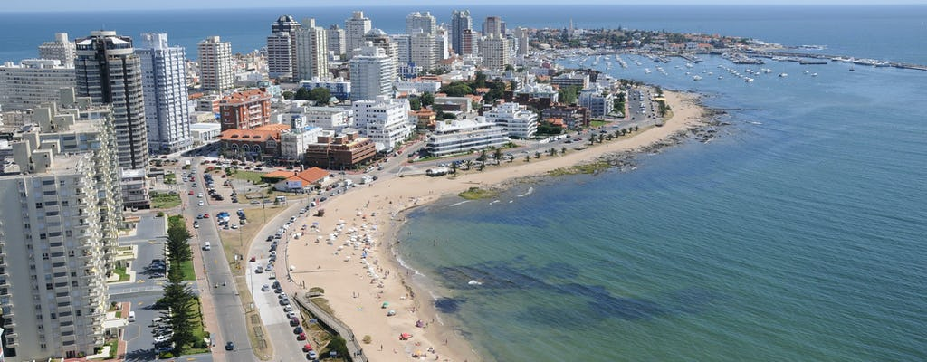 Punta del Este full-day guided tour from Montevideo