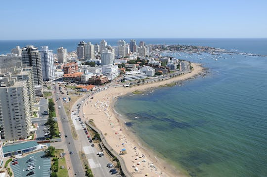 Punta del Este full-day guided tour from Montevideo