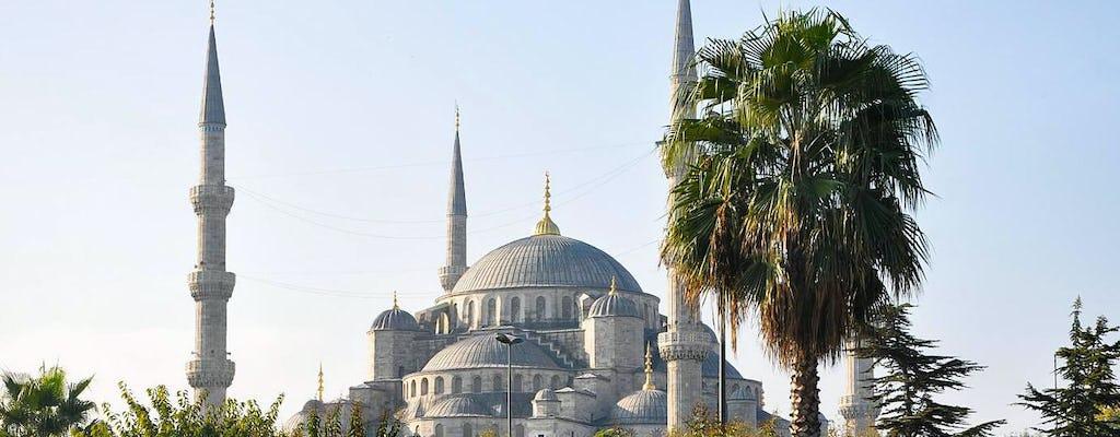 Istanbul per Flug