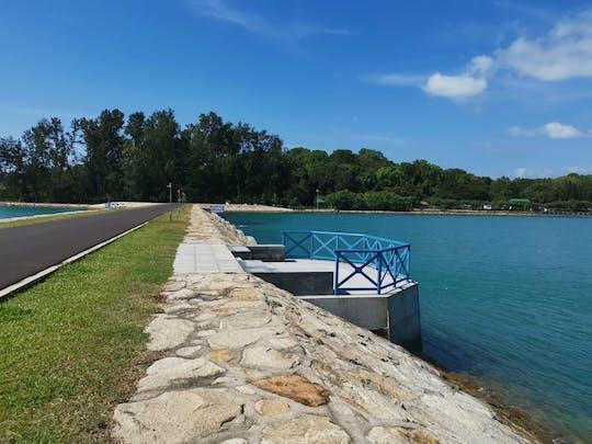 Traghetto da crociera dell'isola di Singapore per l'isola di San Giovanni, l'isola di Lazarus e l'isola di Kusu