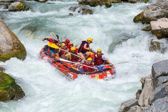 Dalaman River Rafting Tour