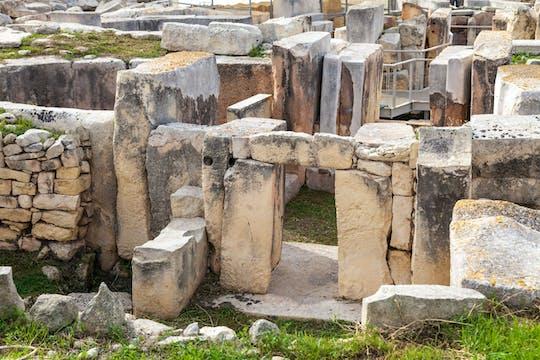 Hagar Qim Temple, Limestone Heritage and Market
