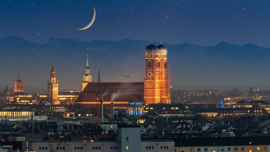 Munich by night tour