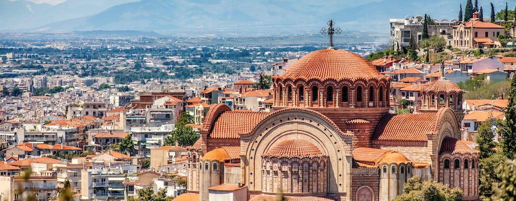 Thessaloniki sightseeing half-day tour