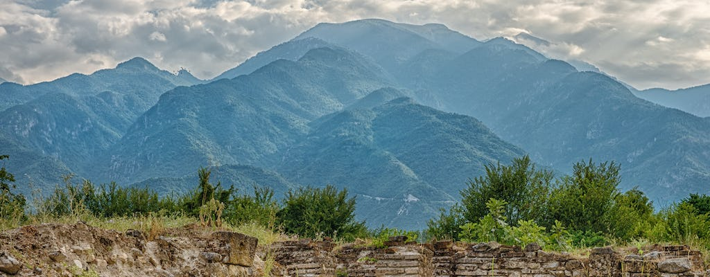Mt. Olympos and Dion full-day trip from Thessaloniki