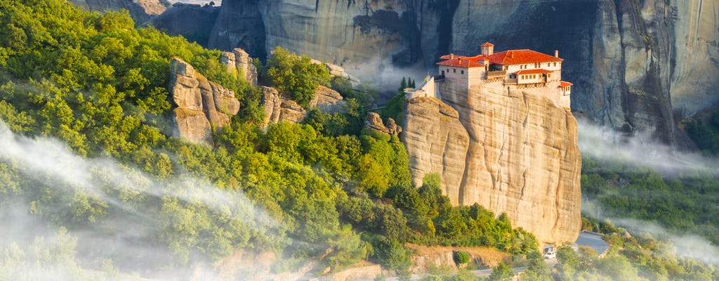 Meteora full-day trip from Thessaloniki