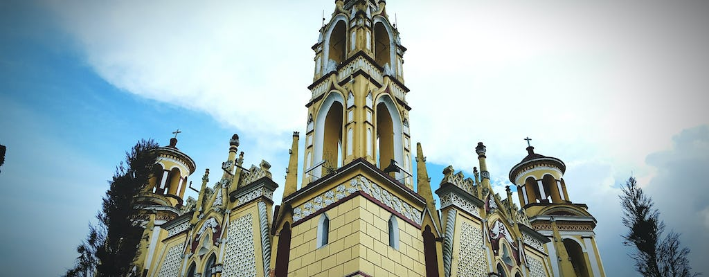 Coatepec and Xico guided tour