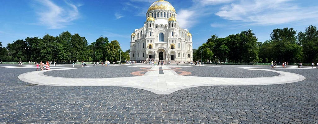 Half-day tour to Kronstadt by bus from St. Petersburg