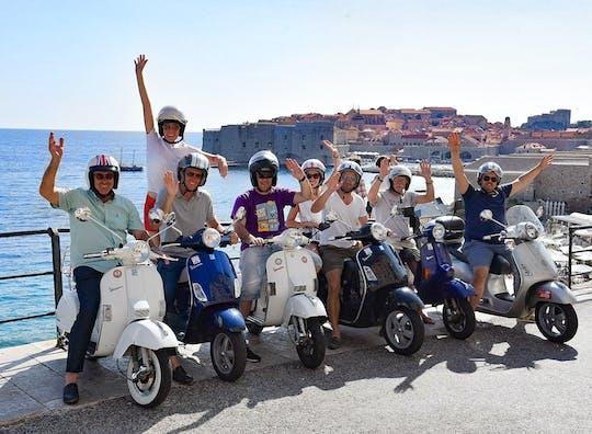 Tour guidato in Vespa di Dubrovnik