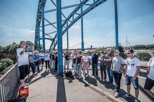 Geführte Duisburg-Ruhrort Tour auf den Spuren Schimmis