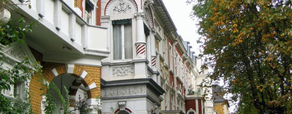 Bonner Südstadt geführte Tour
