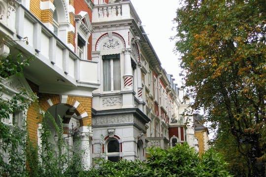 Guided tour of the Südstadt in Bonn