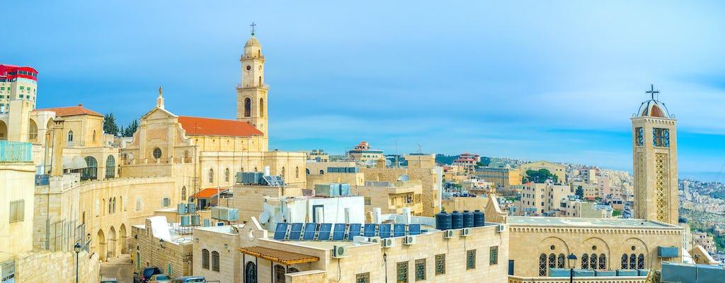 Tour por Belém de Jerusalém