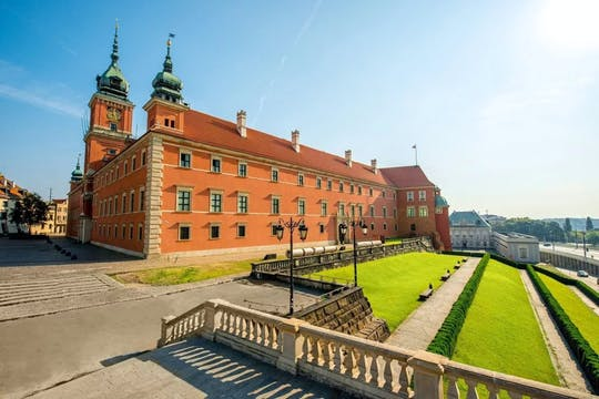 Tour guidato salta fila del castello reale di Varsavia