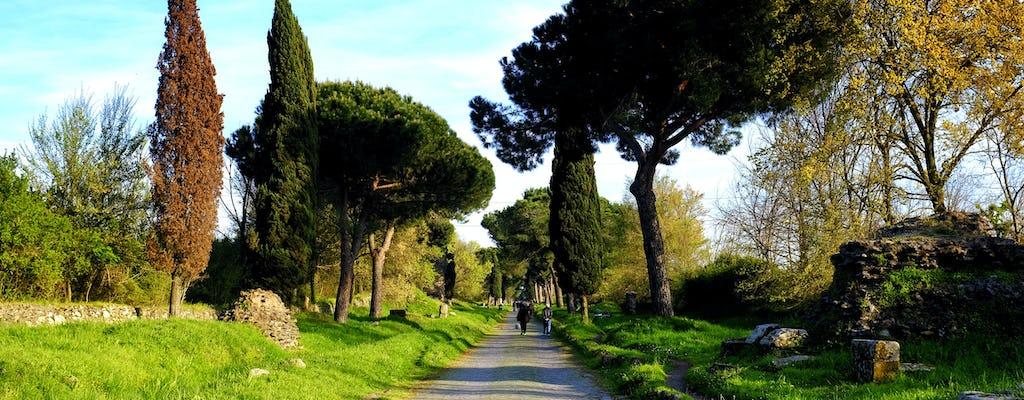 Древний Рим тур катакомбы и Аппиева дорога