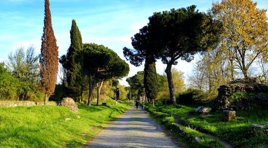 Visita a la Antigua Roma: catacumbas romanas y Vía Apia