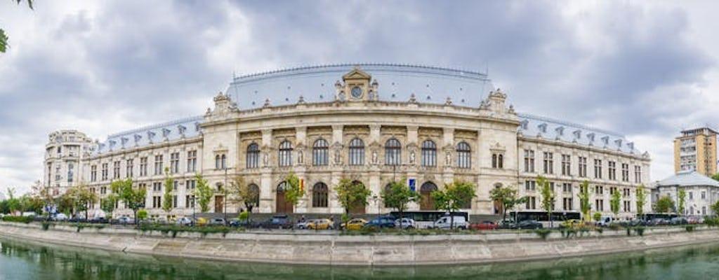 City tour de dia inteiro em Bucareste
