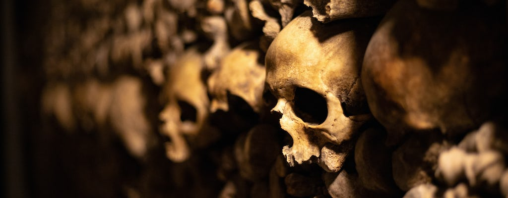 Crypts and Catacombs of Rome skip-the-line tour