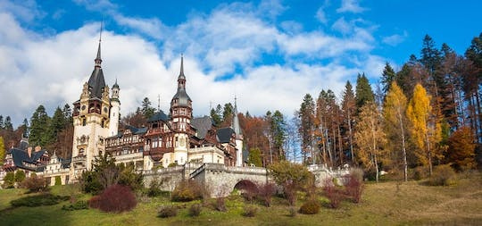 Small group day trip to Dracula's Castle