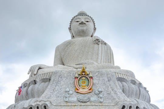 Demi-journée de visite de la ville de Phuket et de shopping