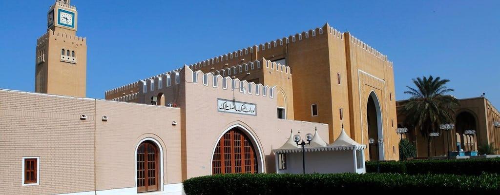 Visite à pied de la ville du Koweït