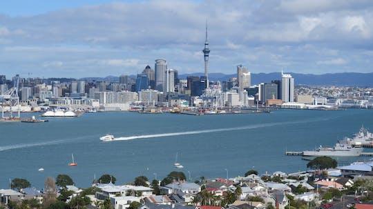 Tour de meio dia pela cidade de Auckland