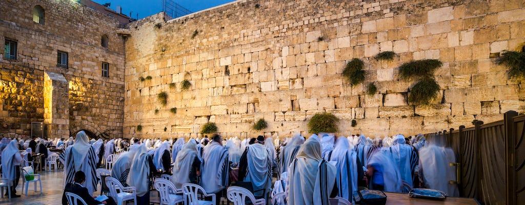 Tour de meio dia em Jerusalém saindo de Jerusalém