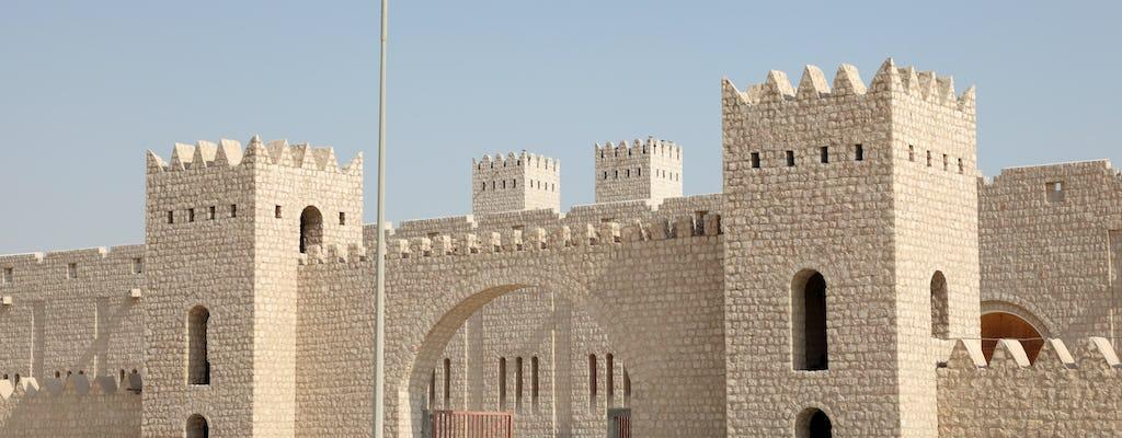 Al-Shahaniya Racetrack and Sheikh Faisal Museum tour