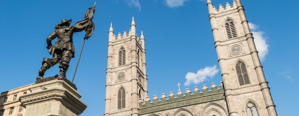 Półprywatna wycieczka piesza po Starym Montrealu
