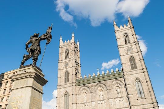 Semi-privéwandeling door het oude Montréal