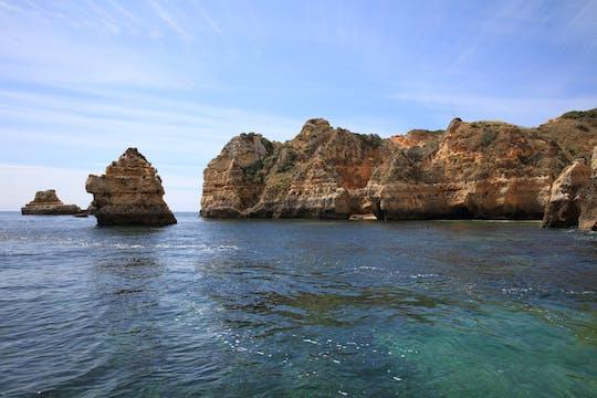 Wycieczka łodzią do jaskiń Ponta da Piedade z Lagos