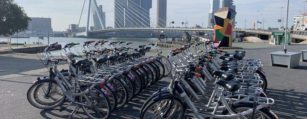 Роттердам прокат велосипеда в течение 1 или 4 ч.