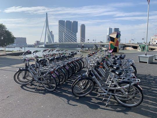 Location de vélos à Rotterdam pour 1 ou 4 heures