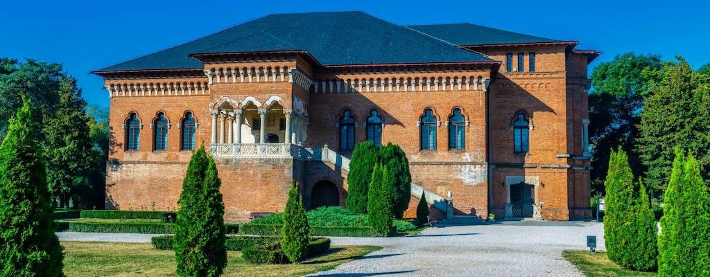 Visite en petit groupe du palais de Mogosoaia, des monastères de Snagov et de Caldarusani