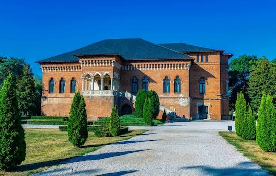 Tour en grupos pequeños al palacio de Mogosoaia, los monasterios de Snagov y Caldarusani