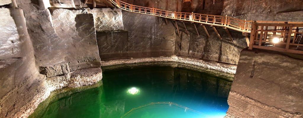 Billet coupe-file et visite guidée de la mine de sel de Wieliczka