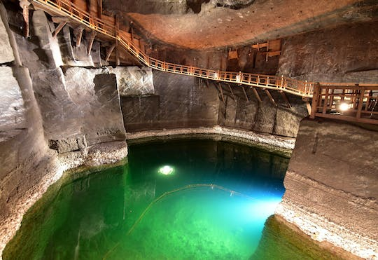Skip-the-line ticket and guided tour to Wieliczka Salt Mine