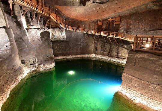 Entrada sin colas y visita guiada a la mina de sal de Wieliczka