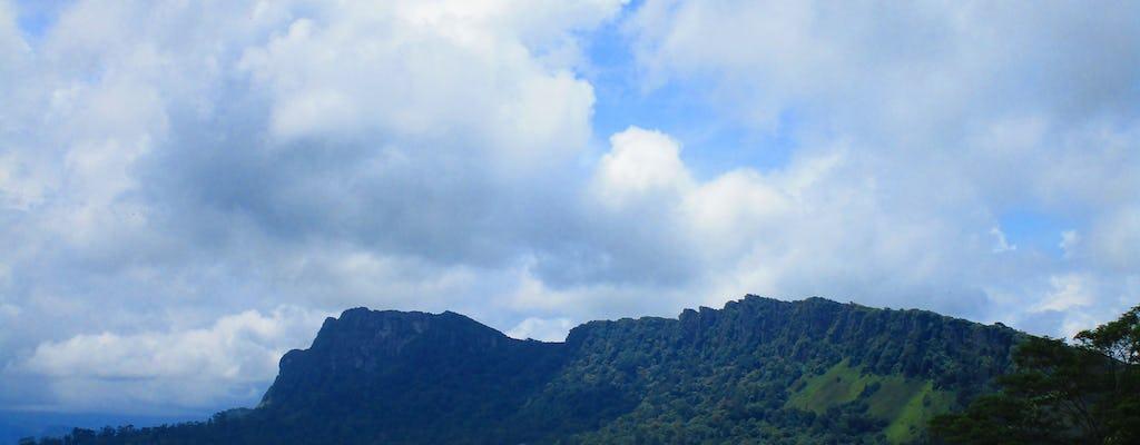 Wycieczka górska Hanthana do świątyni Uda Kanda i plantacji herbaty z Kandy