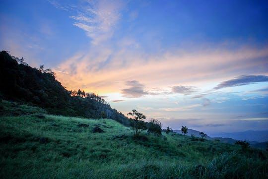 Wycieczka górska Hanthana wzdłuż Lizard Back z Kandy