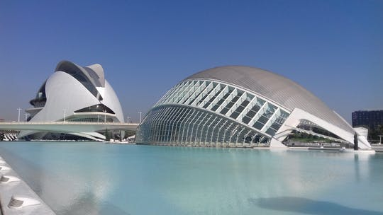 City of Arts and Sciences walking tour