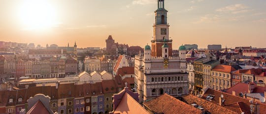Romantic tour in Poznan