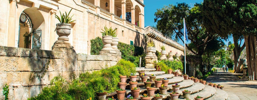 Rabat, Mdina & San Anton Gardens