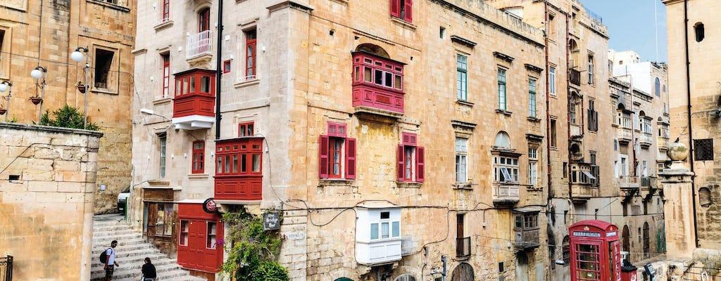 Valletta and the Malta Experience